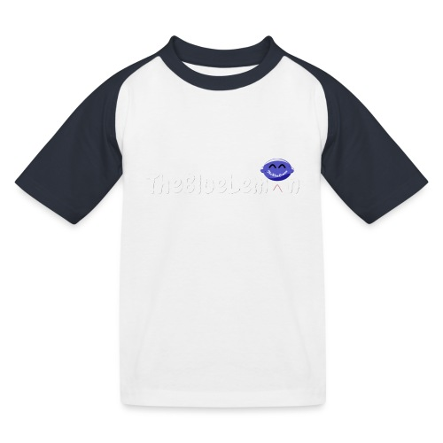 TheBlueLemon writing - Maglietta da baseball per bambini