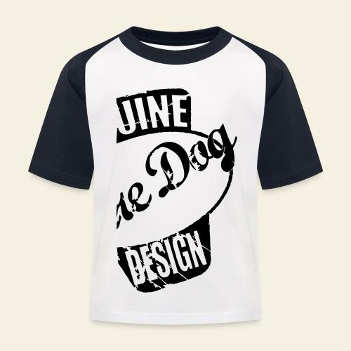 raredog fuelwear - Baseball T-shirt til børn