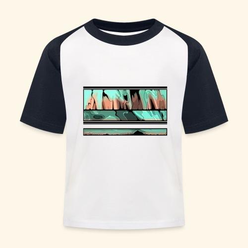 Slur-F06 - Kids' Baseball T-Shirt