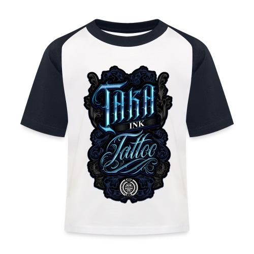 Taka Ink Tattoo - T-shirt baseball Enfant