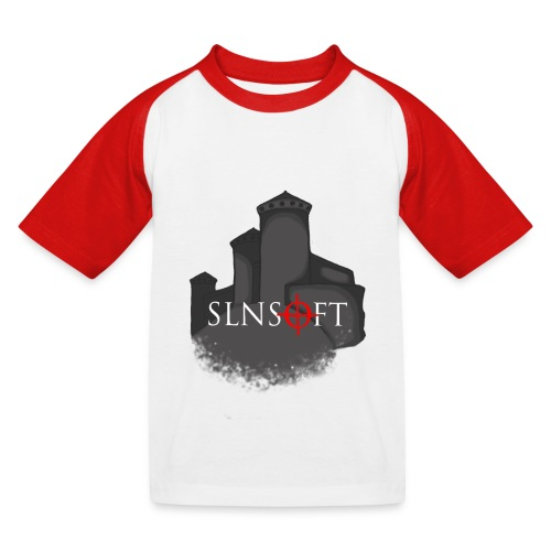 slnsoft - Lasten pesäpallo  -t-paita