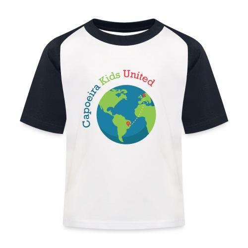 Capoeira Kids United - Kids' Baseball T-Shirt