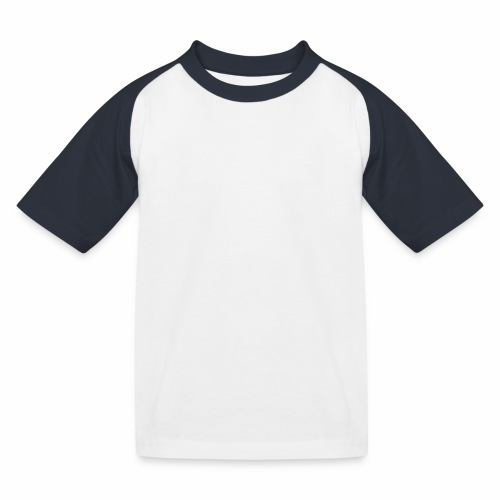 angles et cercles - T-shirt baseball Enfant