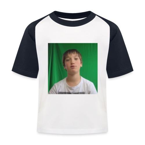 Game4you - Kinderen baseball T-shirt