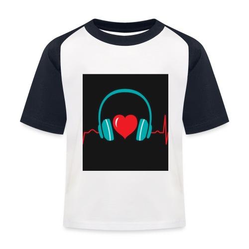Victoria Sowinska - Kids' Baseball T-Shirt