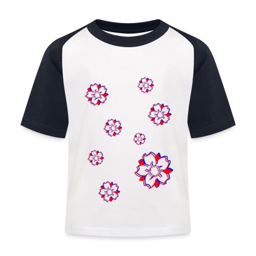 Sakura Psycho - T-shirt baseball Enfant