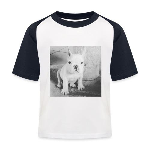 Billy Puppy - Kinderen baseball T-shirt