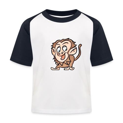 Aap - Kinderen baseball T-shirt