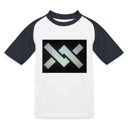 Original Movement Mens black t-shirt - Kids' Baseball T-Shirt