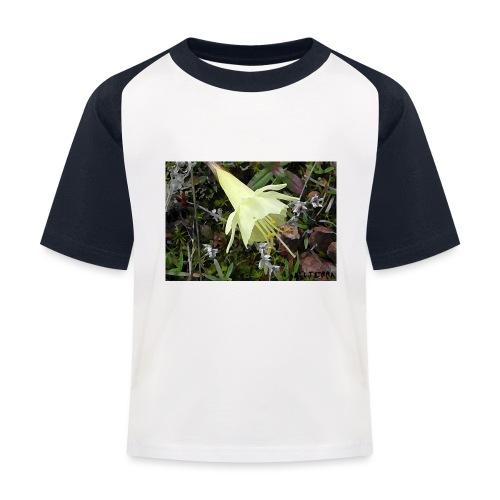 Naturaleza - Camiseta béisbol niño