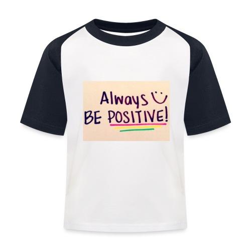 Bamse - Baseball T-shirt til børn