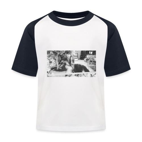 Zzz - Kinderen baseball T-shirt