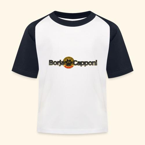 BCA New Logo DEFO Good color copia - Camiseta béisbol niño