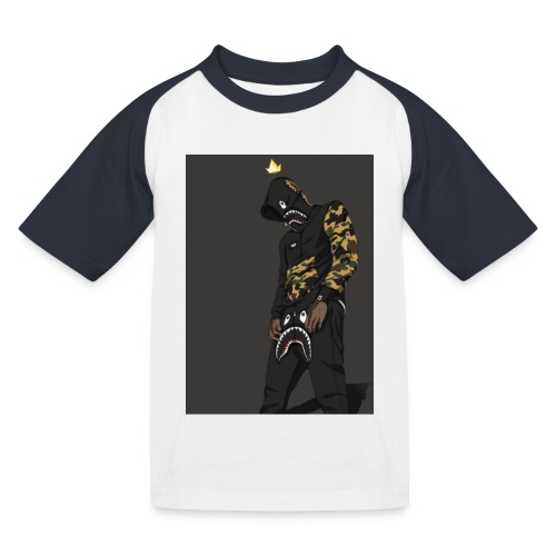 Swag - Kids' Baseball T-Shirt
