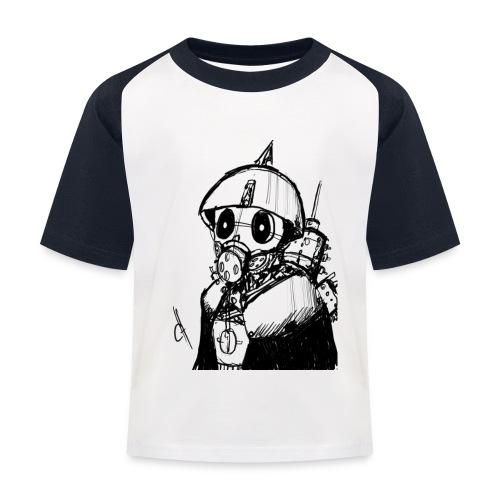 gas man - Camiseta béisbol niño