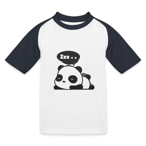 shinypandas - Kids' Baseball T-Shirt