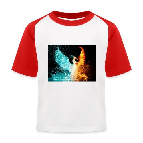Elemental phoenix - Kids' Baseball T-Shirt