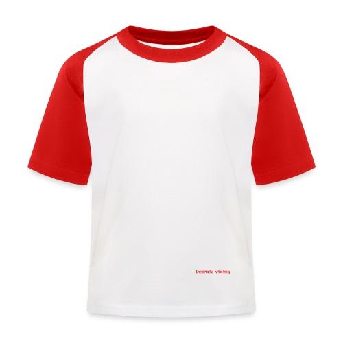 insoumisHyperboréen - T-shirt baseball Enfant