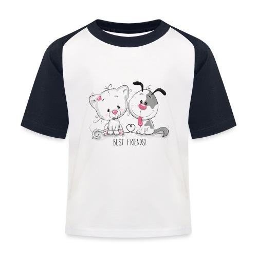 Fulfillment - Kids' Baseball T-Shirt