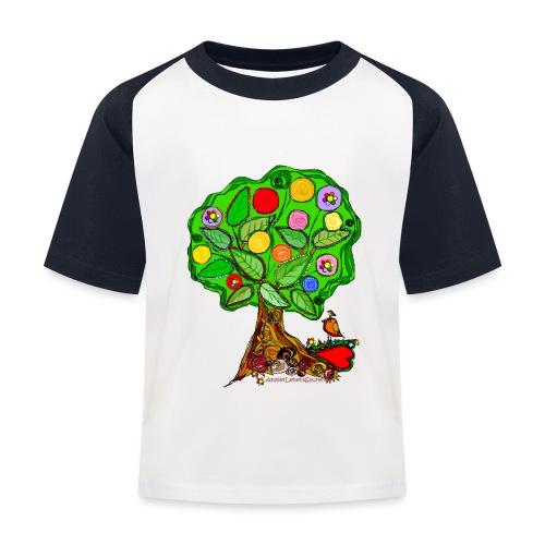 LebensBaum - Kinder Baseball T-Shirt