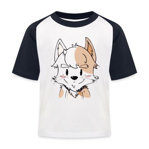 Cat - Kids' Baseball T-Shirt