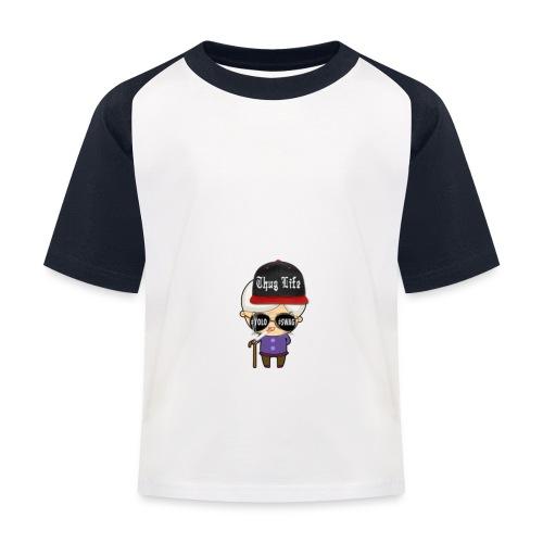 Angry Granny T-shirt - Kinder Baseball T-Shirt