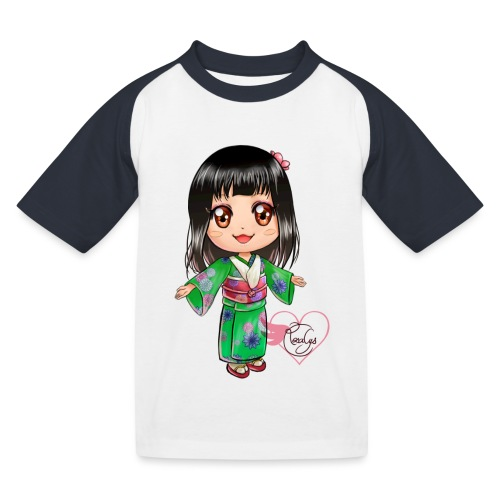 Rosalys crossing - T-shirt baseball Enfant