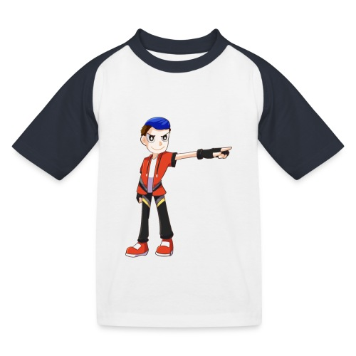 Terrpac - Kids' Baseball T-Shirt