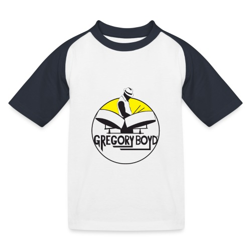 INTRODUKTION ELEKTRO STEELPANIST GREGORY BOYD - Baseball T-shirt til børn