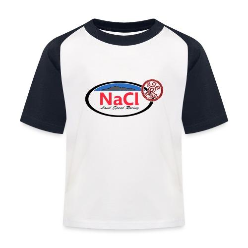Logo NaCl - T-shirt baseball Enfant