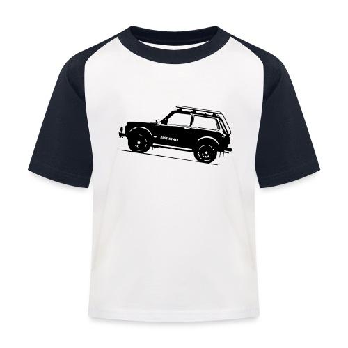 Lada Niva 2121 Russin 4x4 - Kinder Baseball T-Shirt