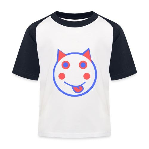 Red White And Blue - Alf Da Cat - Kids' Baseball T-Shirt