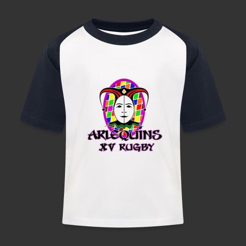 Arlequins Beauvais - T-shirt baseball Enfant