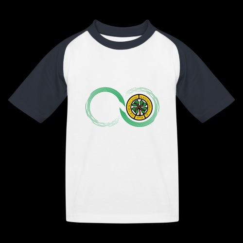 Harp and French CSC logo - T-shirt baseball Enfant