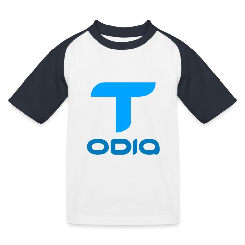 TODIA - APDesigns - Kinderen baseball T-shirt