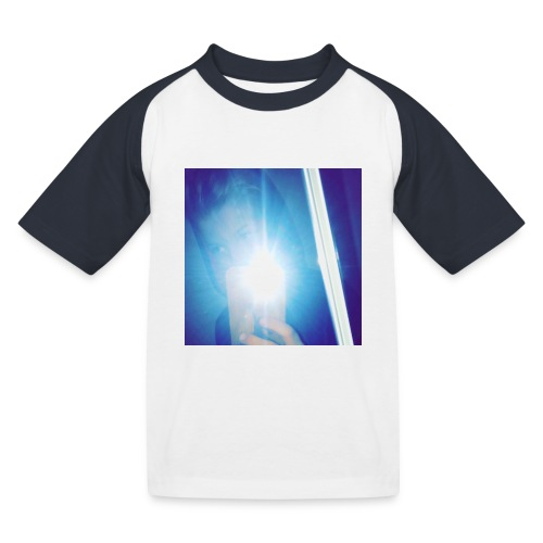 Flipp MAN - Baseboll-T-shirt barn