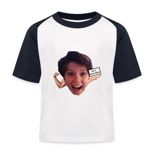Joep - Kinderen baseball T-shirt