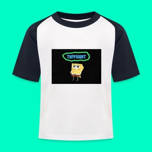 Topsight - Baseboll-T-shirt barn