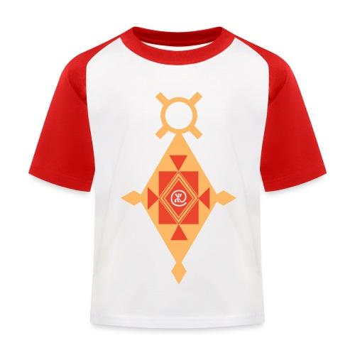 Etoile Croix du Sud Berbère - T-shirt baseball Enfant