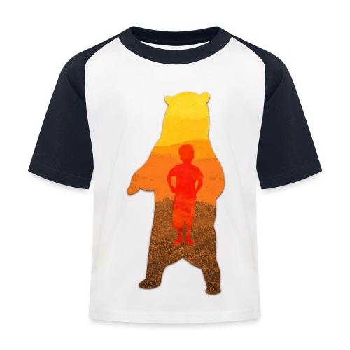De Berenjongen - Kinderen baseball T-shirt
