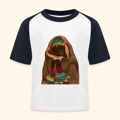Femme bijou voile - T-shirt baseball Enfant