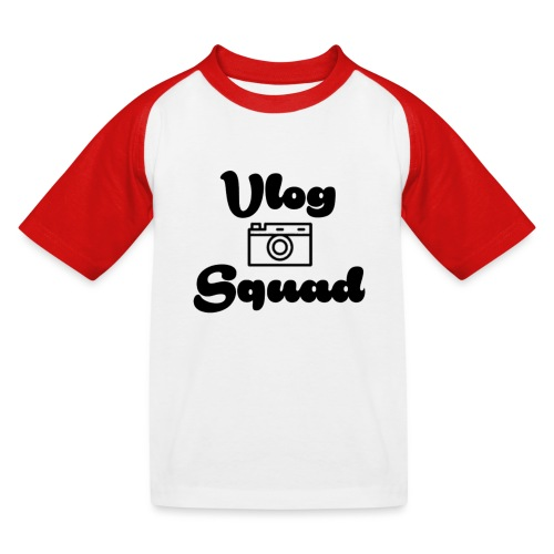 Vlog Squad - Kids' Baseball T-Shirt
