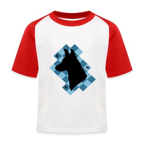 SquareDog - Lasten pesäpallo  -t-paita