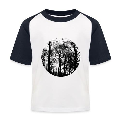 fagus sylvatica - Kids' Baseball T-Shirt