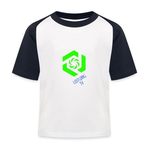 LUSTGANG TV - Kinder Baseball T-Shirt