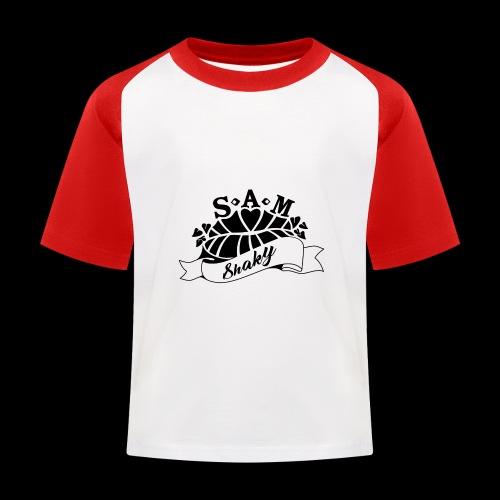 SamShaky - Lasten pesäpallo  -t-paita