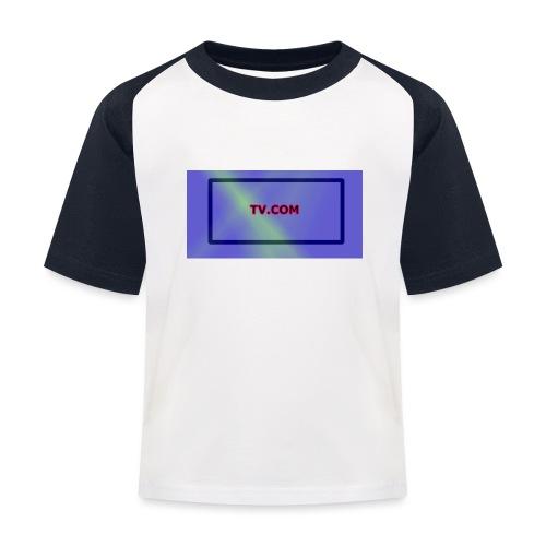 TV.COM - Lasten pesäpallo  -t-paita