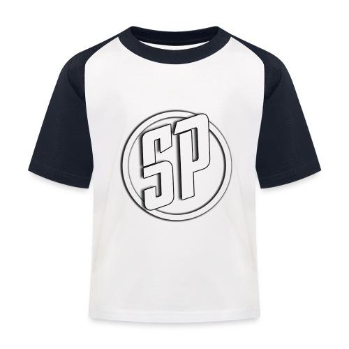 SPLogo - Kids' Baseball T-Shirt