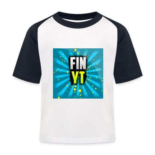 Uusi Youtube Logo - Lasten pesäpallo  -t-paita