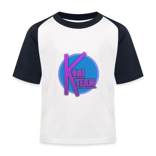 LOGO TEAM - T-shirt baseball Enfant